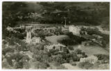 Aerial view of Campus, Carleton College, Northfield, Minnesota