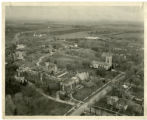 Aerial view of Carleton College campus