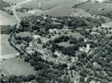 Aerial View of Carleton College, Northfield, Minnesota