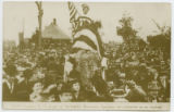 President William Howard Taft visiting Northfield, Minnesota